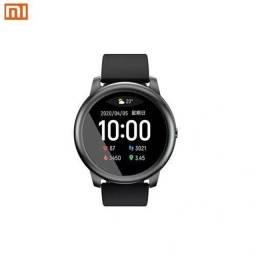 Smartwatch Relógio Inteligente Xiaomi Haylou Solar Ls5 Versão Global + Brindes