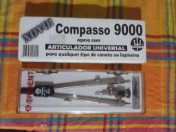 Compasso 9000 Articulador Universal Para Qualquer Tipo de Caneta ou Lapiseira