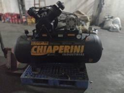 Compressor Semi Novo Chiaperini CJ 40+ APV 360 L
