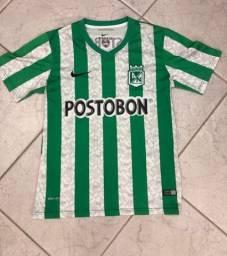 Camisa Nike Atlético Nacional - Colômbia