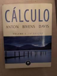 Livro bibliografia básica Cálculo ANTON BIVENS DAVIS