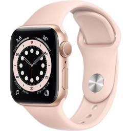 Apple Watch series 6 novo lacrado 40mm rose gold
