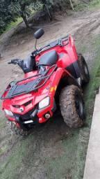 Quadriciclo can-am 400 c 2012