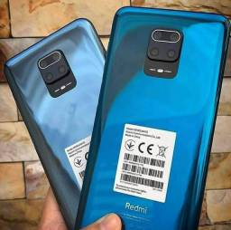 Smartphone Xiaomi Redmi Note 9S 128GB 6GB Ram Novos Versão Global Disponíve