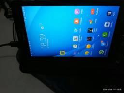 Tablet Samsung 8 giga 7 polegadas telefone