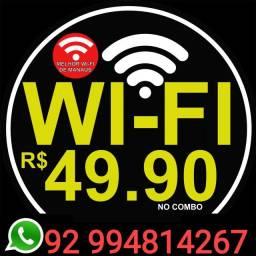Wifi dentro de casa