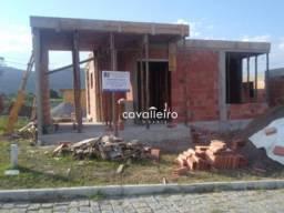 Casa com 2 dormitórios à venda, 79 m² - Pindobas - Maricá/RJ