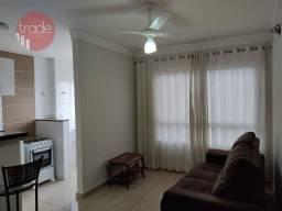 Apartamento com 1 dormitório para alugar, 36 m² por R$ 1.000,00/mês - Residencial Flórida