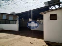 Barracão comercial + casa em localização privilegiada!