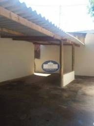 Casa residencial à venda, Conjunto Habitacional Ivo Tozzi, Araçatuba.