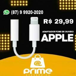 Adaptador Iphone para Fone P2
