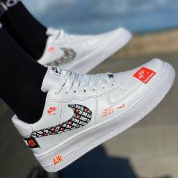 Nike Air Force - React
