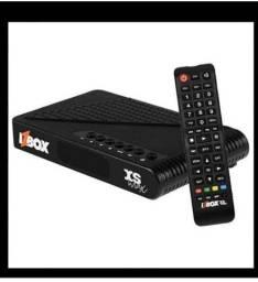 Receptor Izbox Max 300 canais