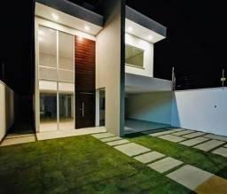 Casa fino padrão / autofinanciamento RM