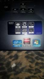 Notebook vendo ou troco por iPhone