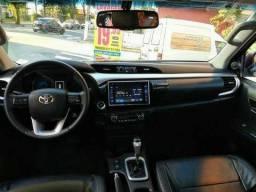 Vendo Hilux 2019 SRV Diesel Aut.