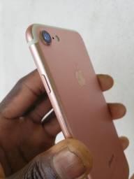 iPhone 7 256GB semi novo biometria ok bateria 84%