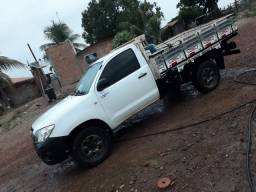 Hilux cabine simples ano 2005