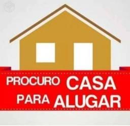 Alugo casa no Capivari de baixo até 600$