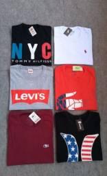 Camisas multimarcas (atacado)