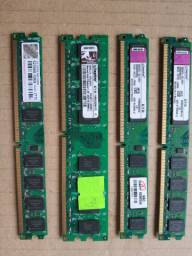 Memória DDR2 Computador 2Gb
