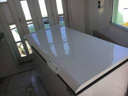 Freezer horizontal duas portas - Consul 534L (Nunca usado)