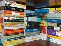 Vendo esses livros de Direito