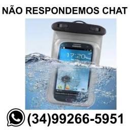 Capa Prova d?água para Celular * Entrega R$ 10 * Fazemos Entregas