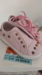 Sapatos da Tricae semi novos