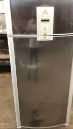 Geladeira Duplex Inox Brastemp BRM47B
