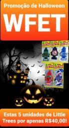 Promoção de Halloween Little Trees!