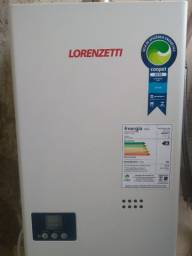 Aquecedor A Gas Lz1600d Gn Lorenzetti - Gas De Rua (gn)<br>