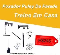 Puxador Puley De Parede