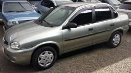 GM - Classic Life 1.0 VHC - Alcool - 4 pneus novos - Financia 100%