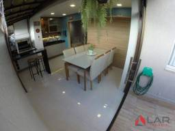 SS- Apartamento com 3 quartos - Colina de Laranjeiras - Serra/ES