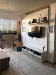 Apartamento para venda Coração no Jardim Renascença, 105mts,3 quartos, Sâo Luis MA