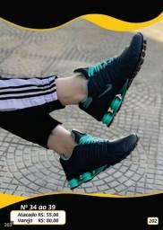 Tênis Nike no atacado