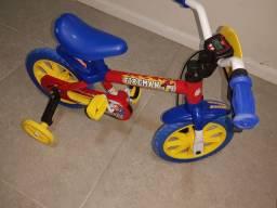Bicicleta infantil pouquíssimo uso!!!!