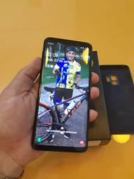 Samsung S9 preto 128gb
