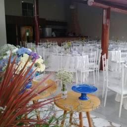 ESPAÇO para festa e eventos