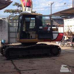 Escavadeira komatsu pc150