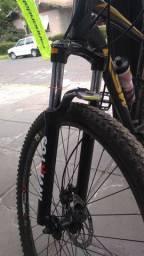 Suspensão para bike mtb