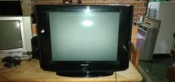 TV Samsung com defeito.