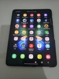 Celular dobrável Galaxy fold 512gb 12 gb ram