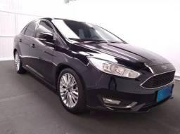 Ford focus  2.0 se Plus sedan preto 16v Flex 4p powershift