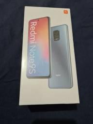 Xiaomi note 9s 128 Gb novo lacrado!