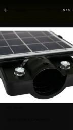 Economize energia Luminária pública led solar 50/100W poste