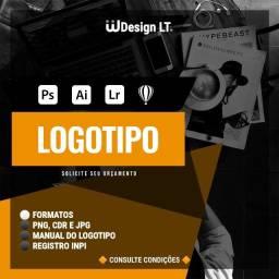 Criação de Logotipos   Designer Gráfico