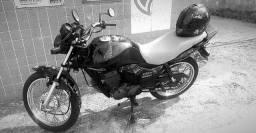 Troca minha moto fan 125 2012 em carro