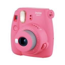 Câmera polaroide instax
